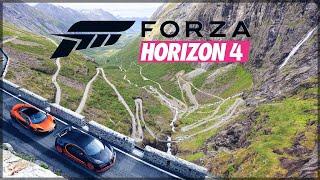 Forza Horizon 4 | Introducing Norway - Xbox Teaser Trailer .... [fan-made Trailer]