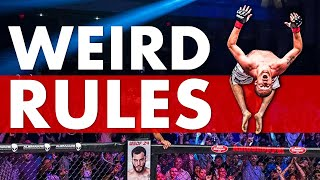 10 Rarely Enforced Rules That Ruined Fighter's Nights