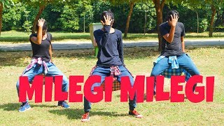 Milegi Milegi | Stree |  Dance Choreography | Bollywood Step