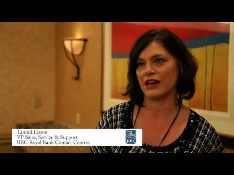 Tammi Lisson VP Sales, Service & Support at RBC Royal Bank Centres