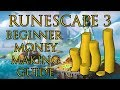 Runescape 3  (2018) ULTIMATE MONEY MAKING STARTER GUIDE!! ~~ FROM POOR TO THOR!