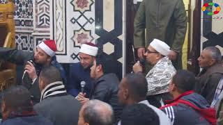 صور وفيديو| بمشاركة إذاعة القرآن الكريم.. أهالي العوامية يحيون ذكرى المولد النبوي | الأقصر بلدنا