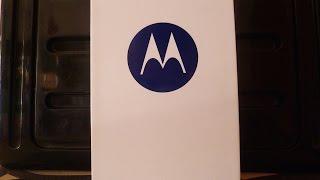 Unboxing Moto X 2da Generación De Nogal 2014 @Motorola_MX