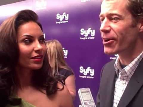 Syfy Upfront 2010 Interviews Part 2