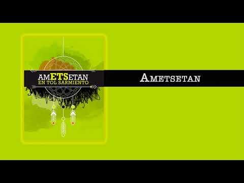 En Tol Sarmiento - Ametsetan (single)