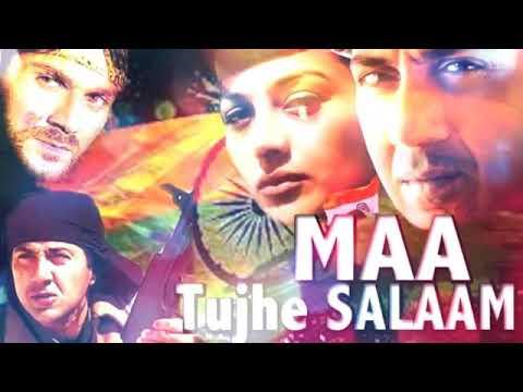 DJ Maa Tujhe Salaam