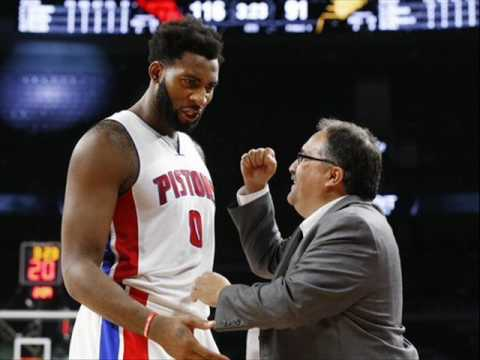 Andre Drummond in trade talks for Lamarcus Aldridge and Van Gundy wants him gone