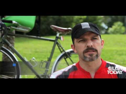 USA TODAY Bike To Work Day Lifestyle Piece.