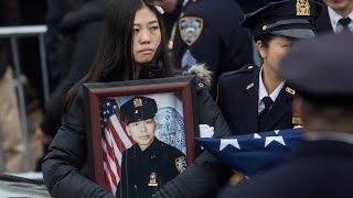 Wen Jian Liu, el oficial asesinado en Nueva York