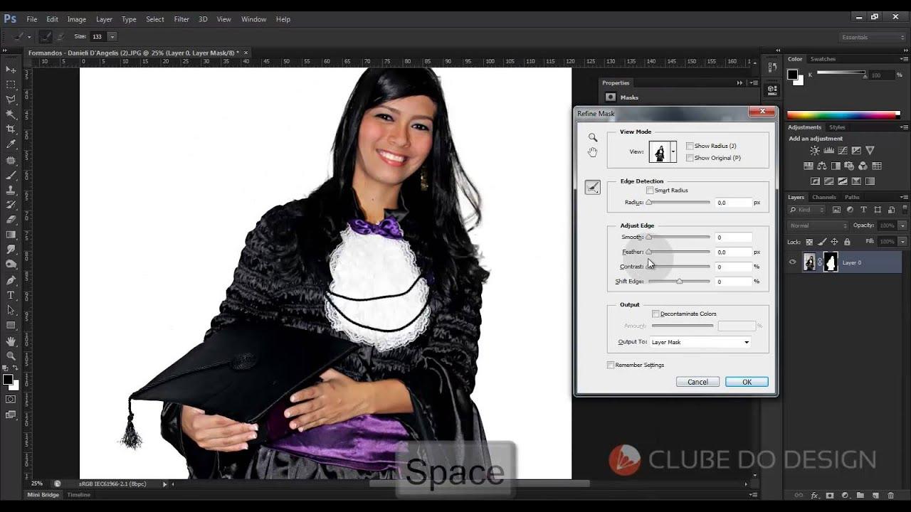 Fluxo De Trabalho Recortando Editando Imagem No Photoshop Cs6