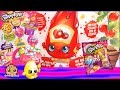Shopkins Official MAGAZINE # 3 Season 2 with Free Surprise Mystery Blind Bag Unboxing Video