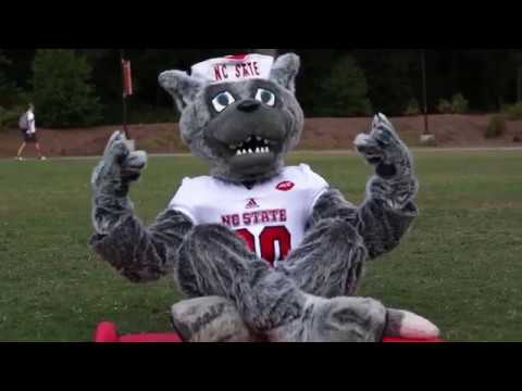 NC State Exercise is Medicine® on Campus Mascot Challenge 2017