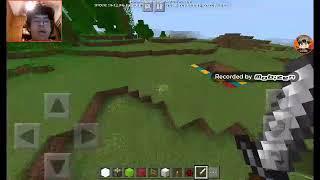 ⭐️Como fazer Porta com Sinalizador Minecraft PE/PC/PS4/Xbox c/facecam