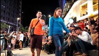 lagu joget brunei penuh rancak dari ahcai feat redeem buskers,untuk orang brunei