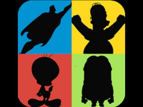 Guess the Shadow Quiz Game - Level 51-60 Answers