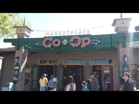 Marketplace Co-Op - 6 Tiendas en 1 en Disney Springs