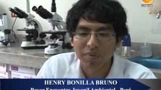 Estudiante sanmarquino de la EAP de Genética Gana concurso nacional Bayer y viaja a Alemania