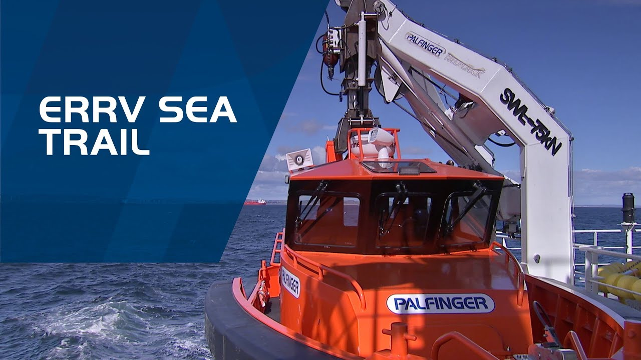 Emergency Response and Recovery Vessel (ERRV) - Daleel