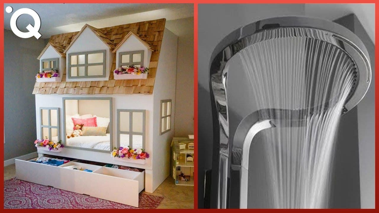 Amazing Home Ideas And Ingenious Space Saving Designs 7