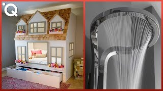 Amazing Home Ideas and Ingenious Space Saving Designs ▶7