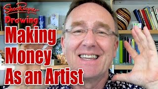 How to make money as an artist