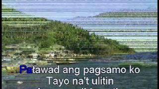 Muli ~ Bugoy Drilon - Karaoke