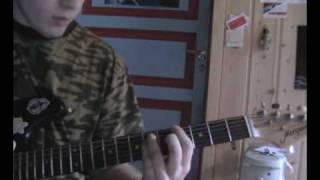 breaking free guitar cover