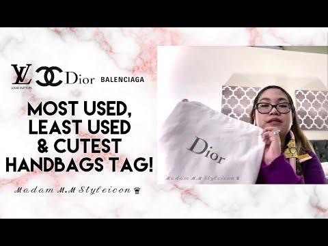 199-|-my-most-used,-least-used-&-cutest-handbag-tag!-|-ℳ𝒶𝒹𝒶𝓂-ℳ.ℳ-𝒮𝓉𝓎𝓁ℯ𝒾𝒸ℴ𝓃-♛