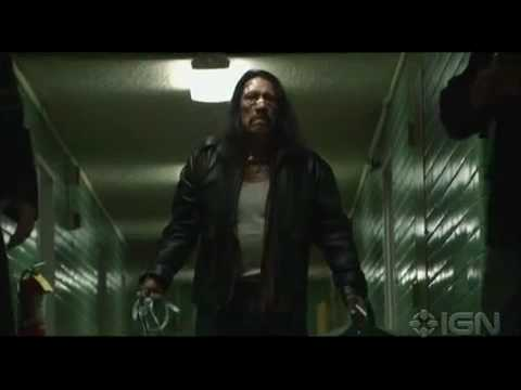 Machete Movie Official Worldwide Trailer 2 - From IGN