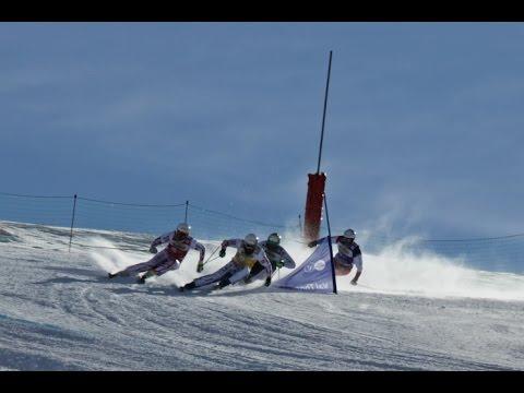 Skicross World Cup Val Thorens December 2015