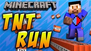 Minecraft TNT RUN #7 with The Pack (Minecraft Mini-Game)
