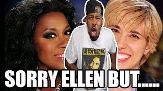 Gambar cover [ REACTION ] Oprah Winfrey vs Ellen DeGeneres & ERB Behind the Scenes