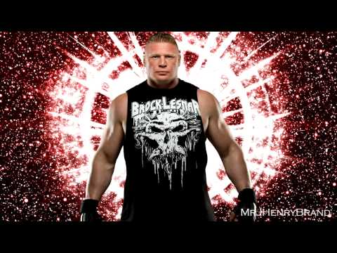 WWE: Brock Lesnar Theme Song
