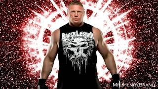 "WWE: Brock Lesnar Theme Song ""Next Big Thing ~ Jim Johnston"" [HD + Download Link]"
