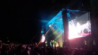 Fun Factory - Pain (Oldies Festival, Ostrava 27. 6. 2015)