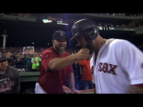 Red Sox edition of 'This Beard Came Here to Party'