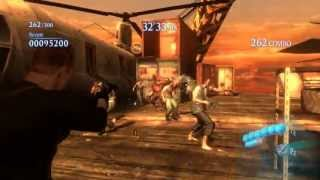 Resident Evil 6 PC - Mercenaries No Mercy Solo - High Sea Fortress - Jake - 2724k