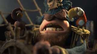 Olov Burman, Character Animation Reel 2014