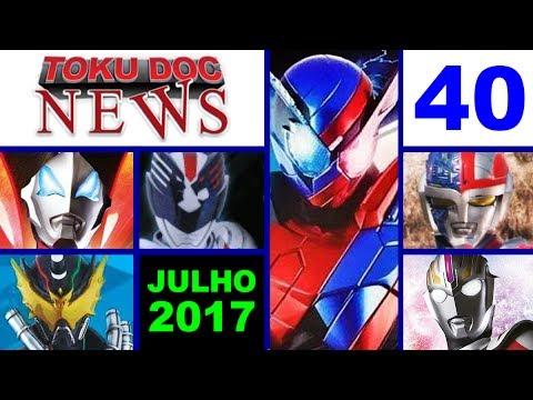 Kamen Rider BUILD / Momotaros Pelúcia / Geed em DVD  - TokuDoc neWs 40