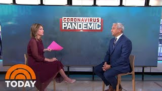 Today Coronavirus Experts Answer Your Questions: Can You Get It Twice? | Today