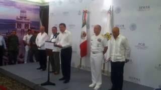 OsorioChong y la inseguridad en Coatzacoalcos
