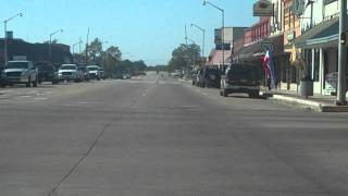 Downtown Giddings Texas Centro, Authentic Texas Bbq Barbecue