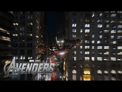 The Avengers - Tony and Pepper HD