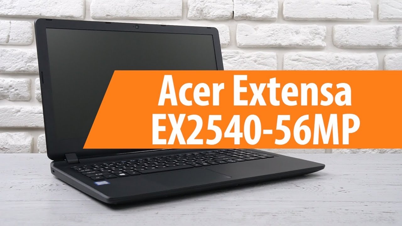 f730dcd8b695a Распаковка ноутбука Acer Extensa EX2540-56MP/ Unboxing Acer Extensa  EX2540-56MP. DNS Unboxing