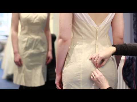 Chanticleer Brides: How your dress is made