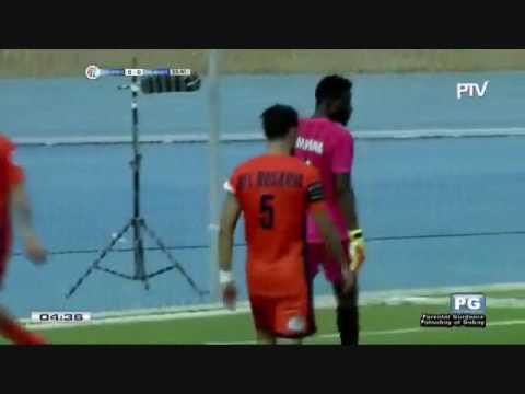 Philippines Football League: Ilocos United FC vs Davao Aguilas FC Highlights