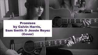 Promises by Calvin Harris, Sam Smith & Jessie Reyez (Cover/ Tutorial) | Ruby Guitar Video