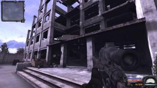 Видео №64 / Прохождение S.T.A.L.K.E.R. : Чистое небо / Строительная площадка