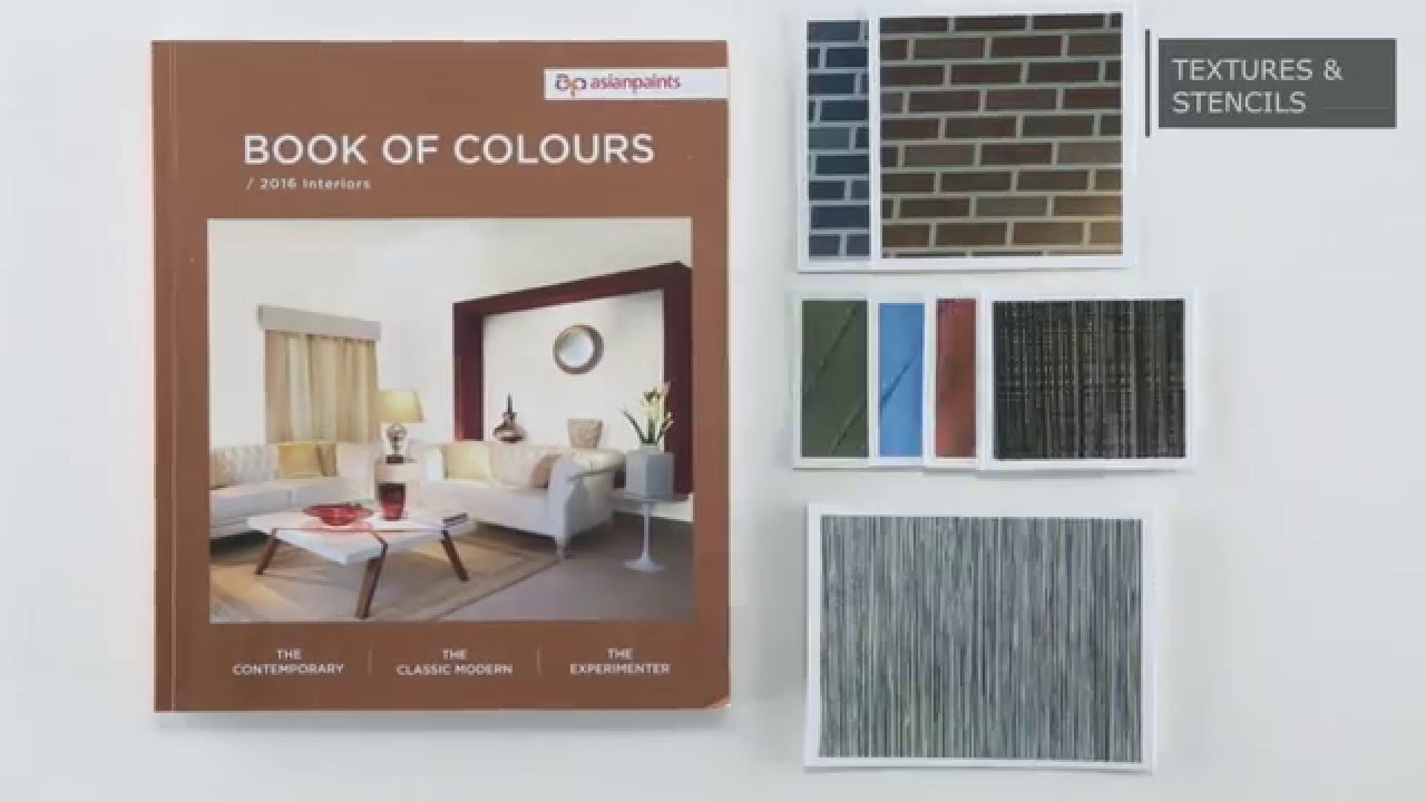 Asian Paints Presents The Book Of Colours 2016 Youtube