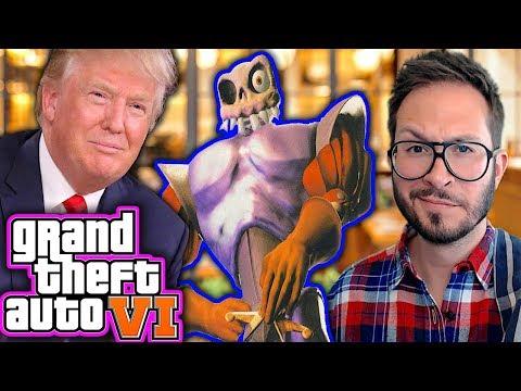 Pas de GTA 6 sous Trump, MediEvil PS4 arrive, Apple un Netflix-like gratuit...